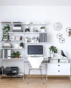 Aciertos al decorar un espacio de trabajo                                                                                                                                                                                 Más