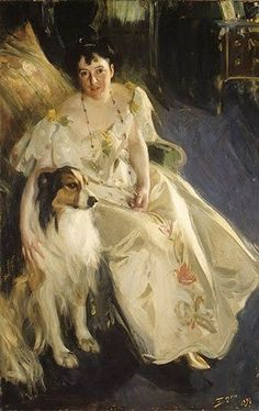 It's About Time: Women by Swedish painter Anders Leonard Zorn 1860–1920