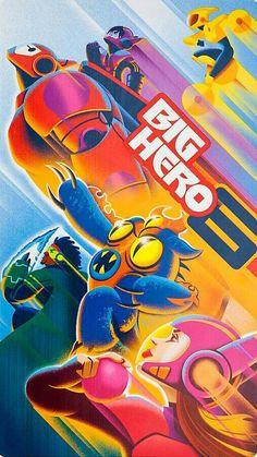 大英雄聯盟 Big hero 6