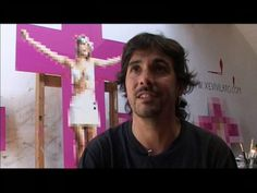 Xevi Vilaró inauguracion en Fundacio Vila Casas. Septiembre 2014