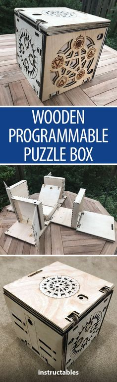 133 Best Puzzle Boxes Images In 2019 Secret Compartment Wooden