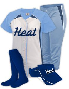 Ready to look like a professional softball team? At Uniform Store we ...