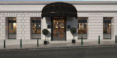 Koursaros Restaurant | Maria Kardami | Interior Designer Restaurant, Interior Design, Gallery, Home Decor, Nest Design, Decoration Home, Home Interior Design, Roof Rack, Room Decor