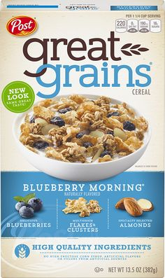 Great Grains® Blueberry Morning