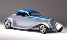 Chip Foose and Marcel DeLay Converted This Speed33 Cabrio Into A Hardtop Coupe - Hot Rod Network