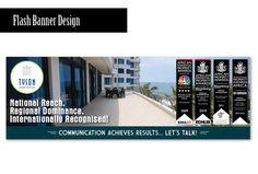 Flash banner design for Tyson Properties website. View my full portfolio at: http://www.littleblackbirddesignstudio.co.za/portfolio.html