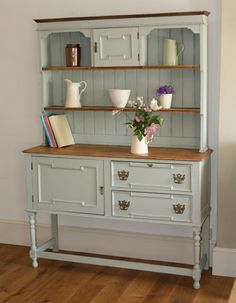 Küchenschrank Möbel Antik Look