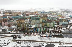 Biggest Northernmost Russian City From Above | English Russia | Page 4