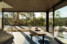Modern Private Home: Oak Pass Guest House by Walker WorkshopWith a guest house like this, who needs a primary residence? Oak Pass Guest House is a private home located in Beverly Hills, California, USA. It wa... Architecture
