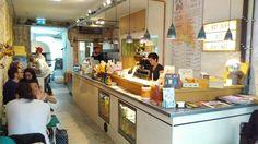 place to bio Mastino pizza Amsterdam