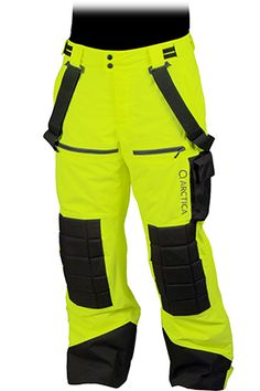 The Arctica Coaches Pant has been designed for coaches and courseworkers to be light and less bulky. So much so it's popular for freeskiing as well. Six external zippered and bellows pockets store all your gear safely.#SkiRace Check it here: http://www.arcticarace.com/coaches-pant-cid-217.html