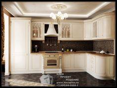 Новый взгляд на классический дизайн кухни http://www.decoplus.ru/design_kuhni