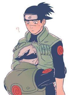 Kakashi Hatake x Iruka Umino / Naruto Naruto Kakashi, Anime Naruto, Naruto Cute, Gaara, Narusasu, Sasunaru, Boruto, Photo Naruto, Naruto Mignon