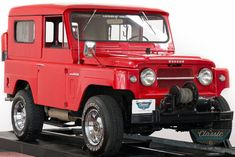 1969 Nissan Patrol Two Door Got a hankerin' for something really different and nice? Well when it comes to the afore-mentioned attributes, not to. Nissan Patrol, Fj Cruiser, Toyota Land Cruiser, Nissan Z Series, Classic Trucks, Classic Cars, Extreme 4x4, Land Cruiser 70 Series, Nissan Infiniti