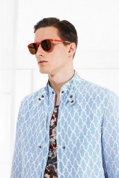 Chalayan Spring-Summer Season 2015 Menswear - http://www.stylesous.com/chalayan-spring-summer-season-2015-menswear.html