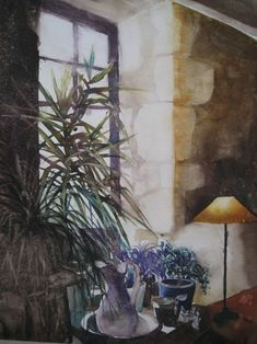 Isabelle fournier Perdrix  WATERCOLOR
