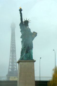 Paris and the American connection