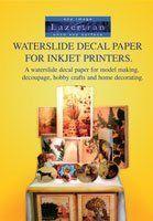Amazon.com: Lazertran Inkjet Transfer Paper 8.5 x 11 Inches - 10 per Package: Home & Kitchen