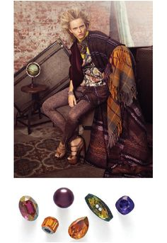 By yohanna design jewelry wholesale - Swarovski® Elements Fashion Trends: Fall/Winter 2014/2015-3