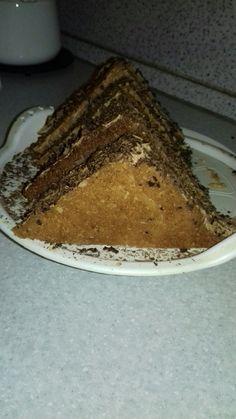 Торт треугольник