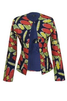 Here are some adorable ankara jackets that you can use to wear your clothes, these jackets come in different styles and designs. African Fashion Designers, African Inspired Fashion, African Print Fashion, Africa Fashion, Men's Fashion, Fashion 2018, Fashion Styles, Fashion Women, Fashion Outfits