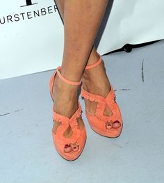 Olivia Palermo Photos Photos - Olivia Palermo (shoe detail) attends the 2010 Institute for Civic Leadership spring benefit at the Diane von Furstenberg Studio on June 15, 2010 in New York City. - 2010 Institute For Civic Leadership Spring Benefit