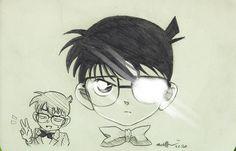 Detective Conan by ~Ali3losh on deviantART