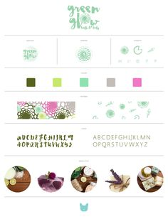 Check out one of my all time favourite projects: Green Glow Bath and Body Brand Identity Design, Branding Design, Web Design, Graphic Design, Logo Design Inspiration, Web Development, Logos, Style Guides, Bath And Body