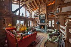 Luxury Chalet Les Lutins, Verbier, Switzerland, Luxury Ski Chalets, Ultimate Luxury Chalets