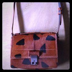 3.1 Phillip Lim messenger pony hair bag Gorgeous never worn pony hair messenger bag by Phillip Lim. 3.1 Phillip Lim Bags