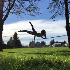 "4,136 Likes, 206 Comments - S a m a n t h a H a l l (@bo_xox) on Instagram: ""Core Workout: Side Plunge on the Slackline (Wearing clothing from @publicmyth ) #planche…"""