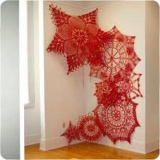 art installation crochet - Google-søgning