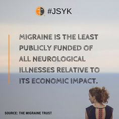 Especially since 25% of Americans have migraines!  Help us help others! http://MigraEase.com #migraine #headache #natural