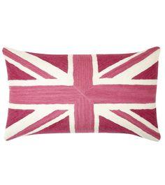 Britannia Cerise Cushion