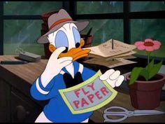 Donald Duck - Honey Harvester - YouTube