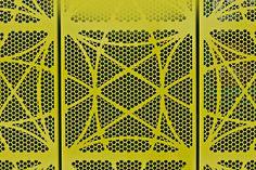 Aluminium Cladding, Cladding Panels, Amazing Architecture, Architecture Details, Spring Tutorial, Cladding Design, Cnc Plasma Cutter, Green Facade, Metal Panels