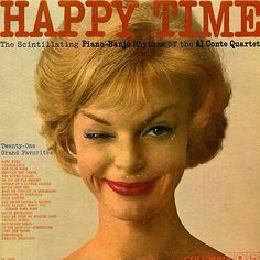 """""""Happy Time"""" Record Cover 