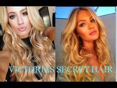 BELLAMI Hair: Sexy Victoria's Secret Hair with Kaitlynn