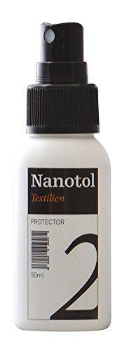 Nanotol textiles Nanotol Revêtement nano Protector–pour des vêtements, Chaussures et textiles de tout type: La Nano nanotol de…