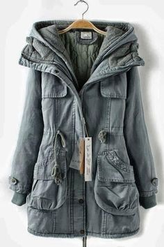 Adorable Warm and Stylish Long Over Coat for Ladies (Now linking to site to purchase at) $75