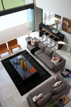 | Wood | House Eccleston | Living Room | Nico van der Meulen Architects | M…