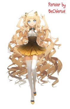 SeeU render 2 by BeChienot