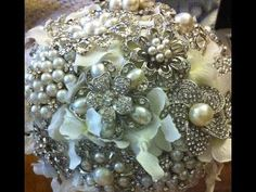 FabulousBrooch.com is a great company you should look into if you're planning on making your own Bridal Brooch Bouquet. I highly recommend them    Website: www.DomesticatedMe.com  Facebook: www.Facebook.com/DomesticatedMe  Twitter: @jessicayflores1  Instagram: @jessicayflores  Poshmark: @jessicayflores    This video was written and produced by Jessica Y...