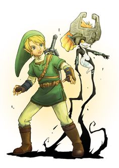 Twilight Princess by ~Go-Shogawara on deviantART