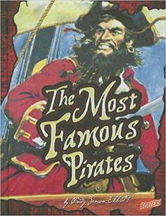 The Most Famous Pirates: Cindy Jenson-Elliott, Alex Diaz: 9781429686099: Amazon.com: Books
