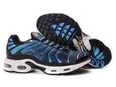 buy popular 0c1d4 46d57 Nike Air Max TN Requin Pas Chere Chaussures De Homme Blue Shark Taille 40 ,41,42,43,44,45,46