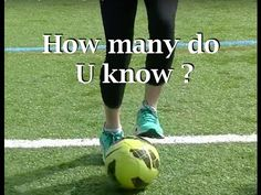 This video contains 15 soccer fast footwork drills, 30 seconds each, performed in real time. Improve your foot skills, ball mastery, and confidence with the . Soccer Footwork Drills, Soccer Drills For Kids, Running Drills, Soccer Practice, Soccer Skills, Soccer Tips, Soccer Games, Golf Tips, Football Drills
