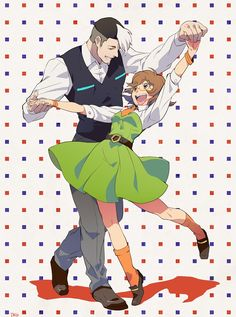 TKG (火の国の民) в Твиттере: «Minute Waltz #Shiro #Pidge #Voltron…