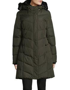 NOIZELarisa Faux-Fur Trim Jacket