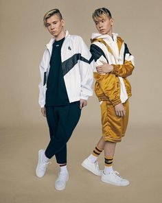 Official Marcus & Martinus online store with a wide selection of sweaters, t-shirts, caps, bracelets and much more. Buy official M&M merch from MMSTORE. He's Mine, Emo, Love Twins, Bars And Melody, Dream Boyfriend, Funny Dog Memes, Handsome Boys, My Boys, Beautiful People